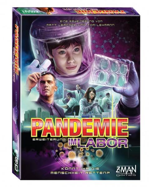 Pandemie - Im Labor (Erweiterung)