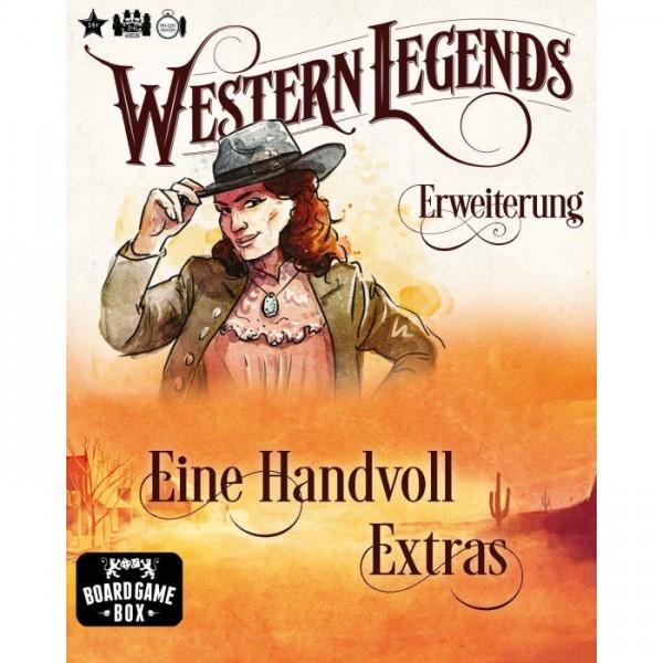 Western Legends - Eine Handvoll Extras - Erweiterung