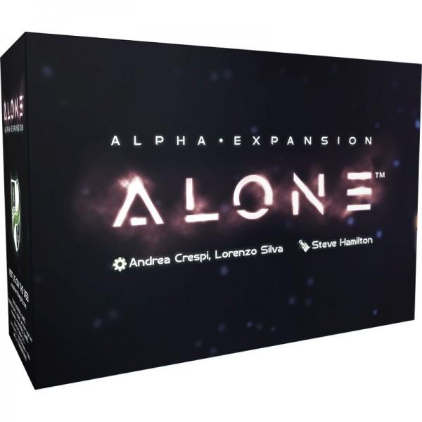 Alone: Alpha Expansion (Multilingual DE, EN, FR, ES, IT)