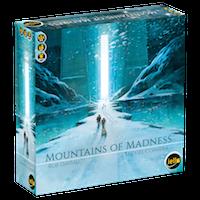 Berge des Wahnsinns (Mountains of Madness) - Deutsche Version