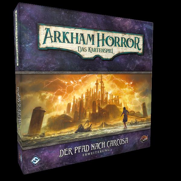 Arkham Horror: LCG - Der Pfad nach Carcosa • Erweiterung DE