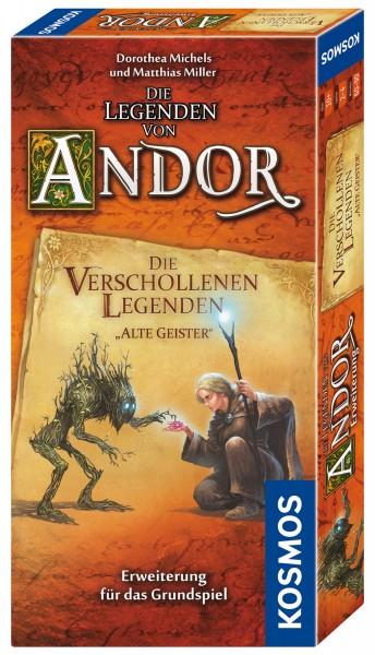 Die Legenden von Andor - Die verschollenen Legenden: Alte Geister - Erweiterung