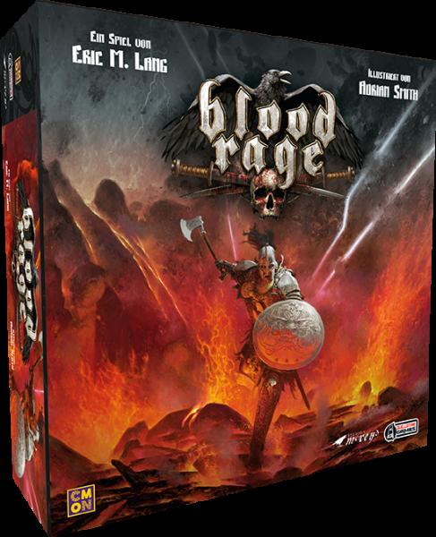 Blood Rage • Grundspiel DE