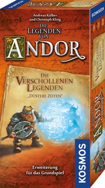 """Die Legenden von Andor - Die verschollenen Legenden """"Düstere Zeiten"""""""