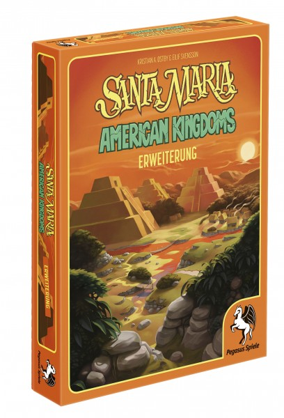 Santa Maria: American Kingdoms (Erweiterung)