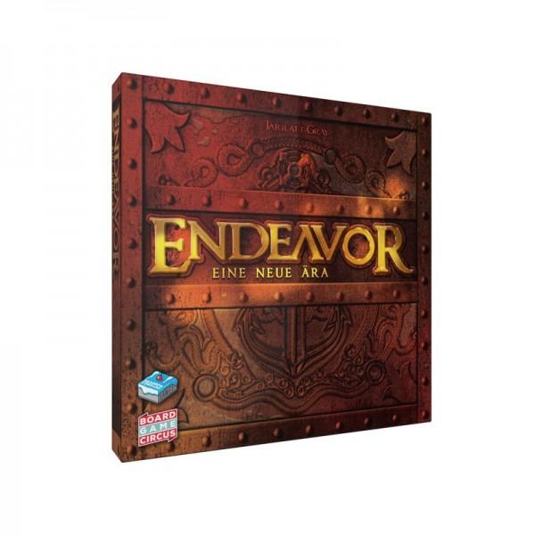 Endeavor: Eine neue Ära - Erweiterung