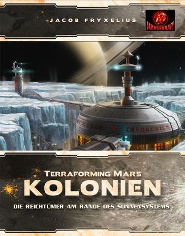 Terraforming Mars: Kolonien - Erweiterung
