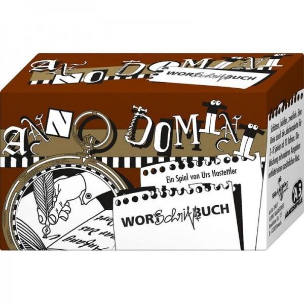 Anno Domini - Wort - Schrift - Buch