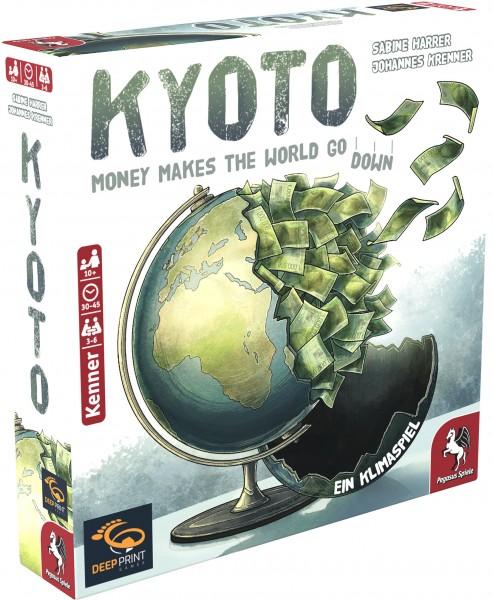 Kyoto - deutsche Ausgabe (Deep Print Games)