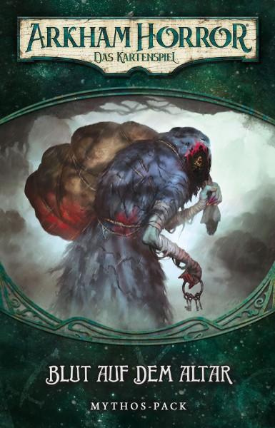Arkham Horror: LCG - Blut auf dem Altar • Mythos-Pack (Dunwich-3) DE