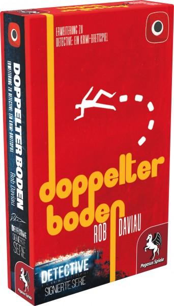 Detective: Doppelter Boden - Erweiterung (Portal Games)