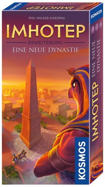 Imhotep - Erweiterung Eine neue Dynastie
