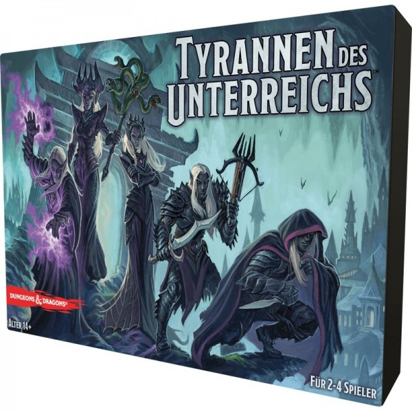 Tyrannen des Unterreichs (Dungeons & Dragons)