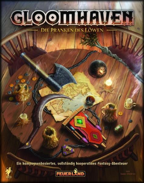 Gloomhaven - Die Pranken des Löwen