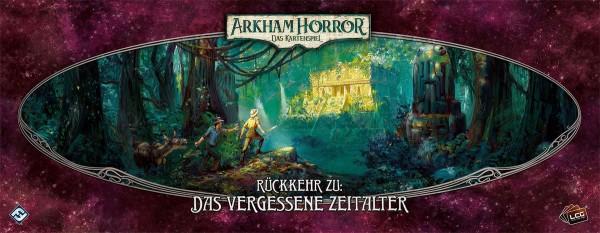 Arkham Horror: LCG - Rückkehr zu: Das vergessene Zeitalter - Erweiterung DE