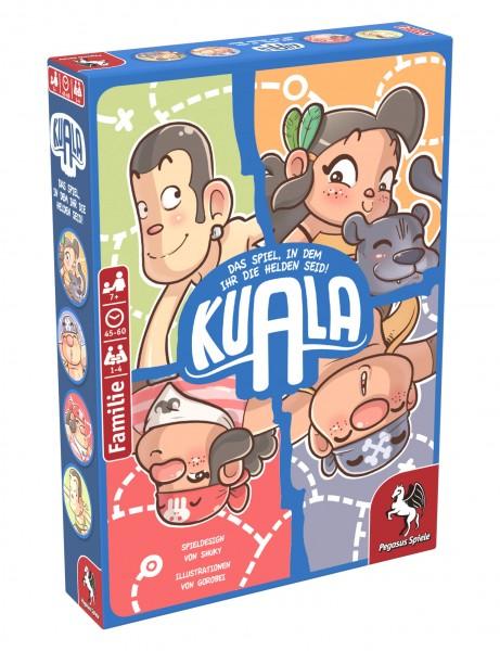 Kuala - Abenteuer-Comic-Spiel