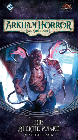 Arkham Horror: LCG - Die Bleiche Maske • Mythos-Pack (Carcosa-4) DE