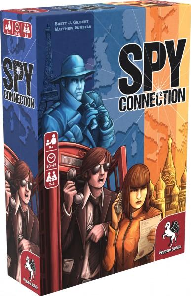 Spy Connection - (DE/EN)