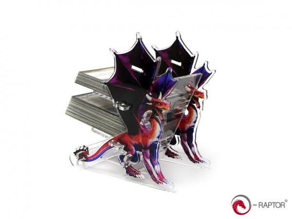 Karten-Halter / Card Holder - 2L Dragon
