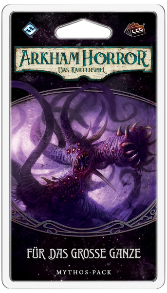 Arkham Horror: LCG - Für das große Ganze • Mythos-Pack (Der-gebrochene-Kreis-3) DE