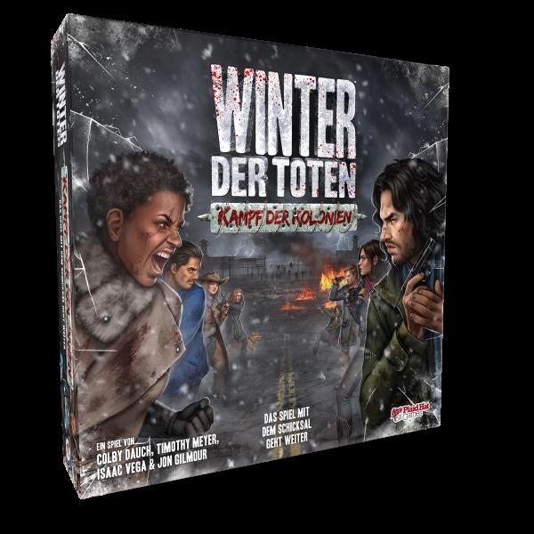 Winter der Toten - Kampf der Kolonien - Erweiterung DE