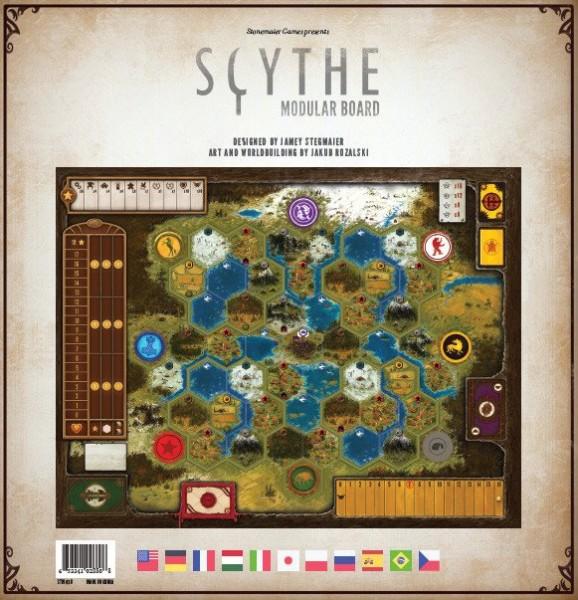 Scythe Modular Board - Erweiterung