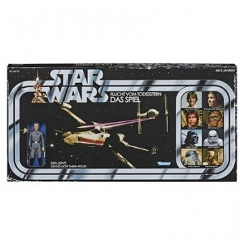 Star Wars Escape From Death Star Board Game - DE