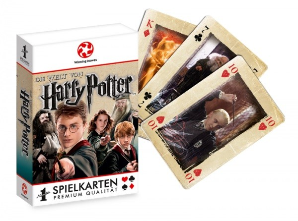 Playing Cards – Harry Potter