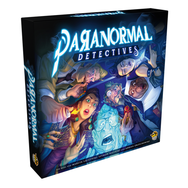 Paranormal Detectives - DE
