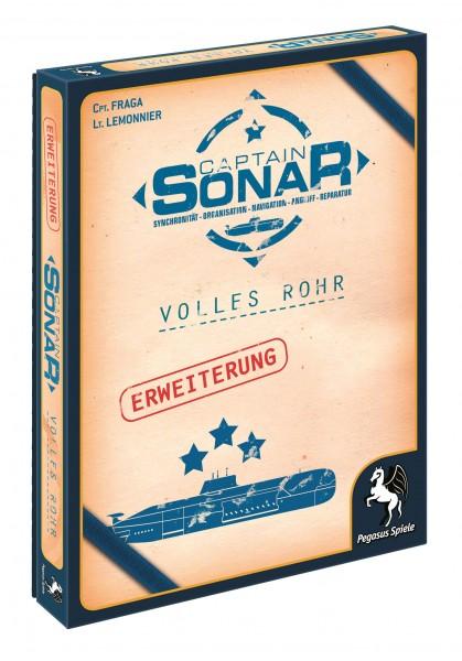 Captain Sonar: Volles Rohr (Erweiterung)