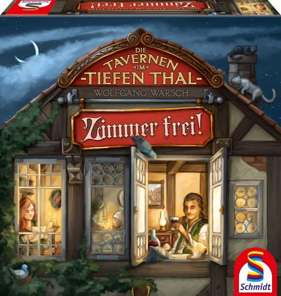 Die Tavernen im Tiefen Thal: Zimmer frei! - 1. Erweiterung
