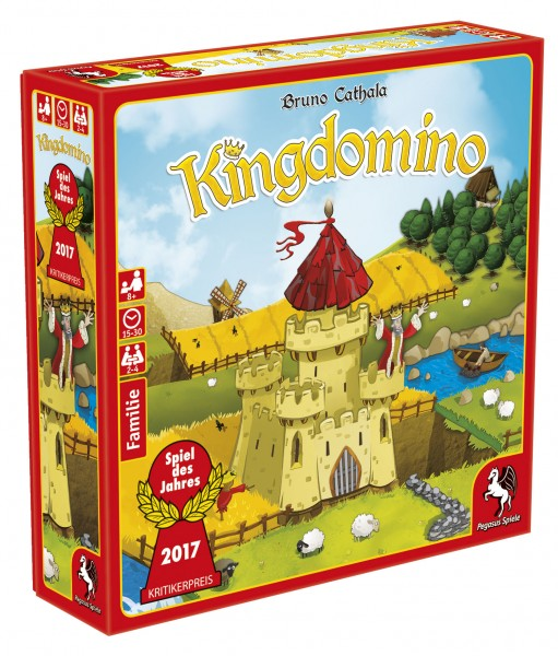 Kingdomino Revised Edition