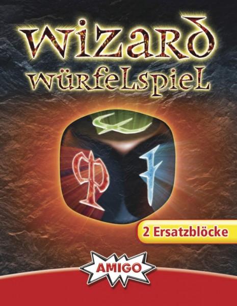 Wizard Würfelspiel Ersatzblöcke