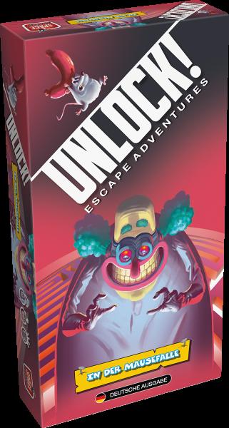 Unlock! - In der Mausefalle - (Einzelszenario) - DE