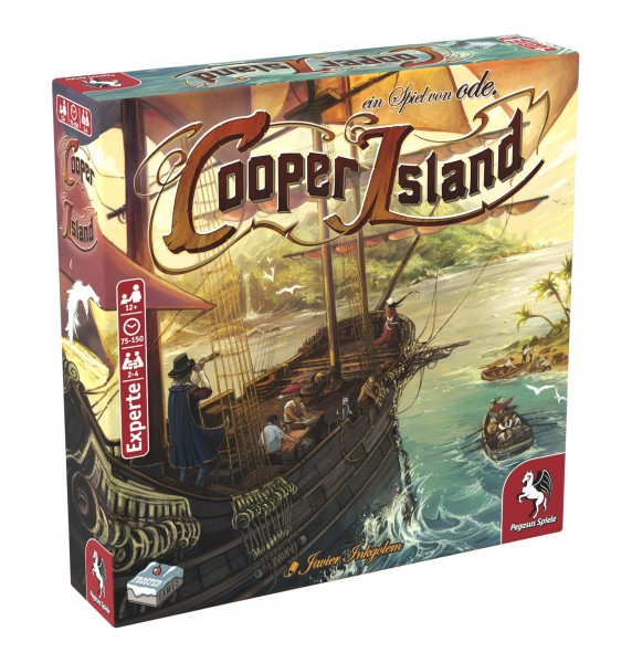 Cooper Island (Frosted Games)