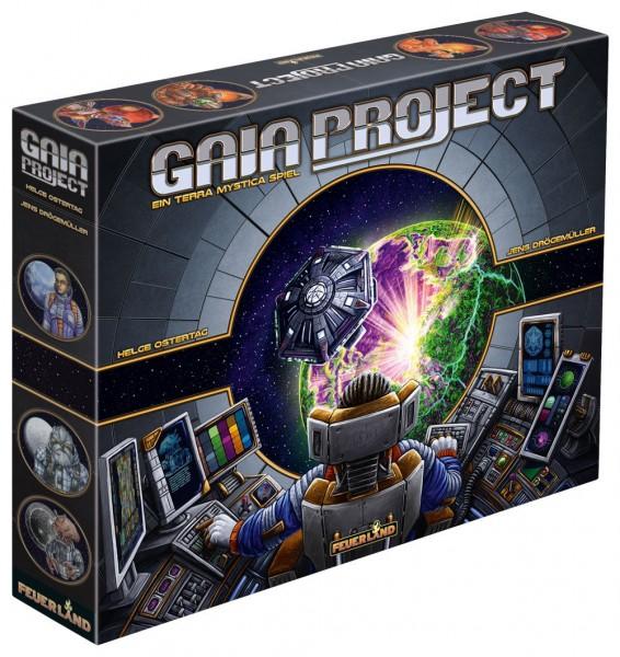 Gaia Project - DE