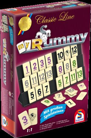 MyRummy® Classic Line