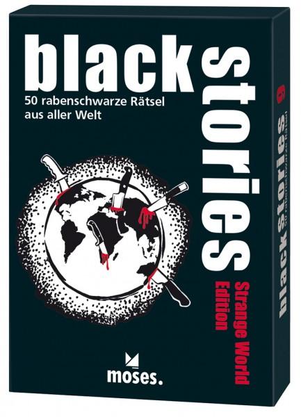 Black Stories - Strange World Edition