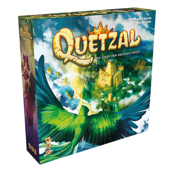 Quetzal - DE