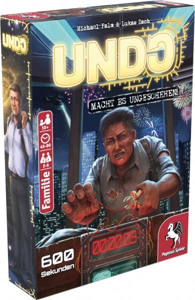 UNDO - 600 Sekunden
