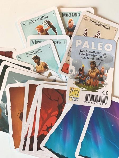 Paleo - Der Initiationsritus - Mini-Erweiterung (DE)