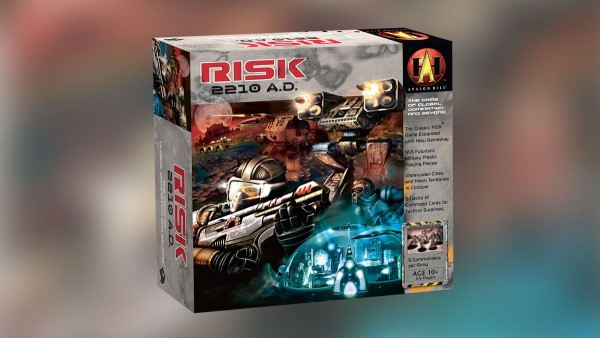Risk: 2210 A.D. (English)