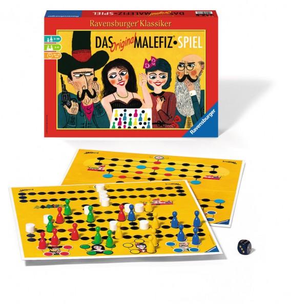 Das Original Malefiz-Spiel