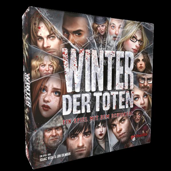 Winter der Toten - Grundspiel