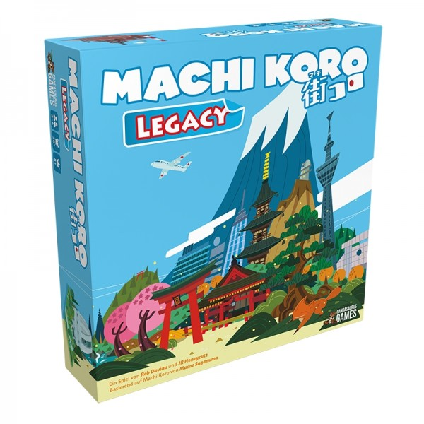 Machi Koro Legacy - DE
