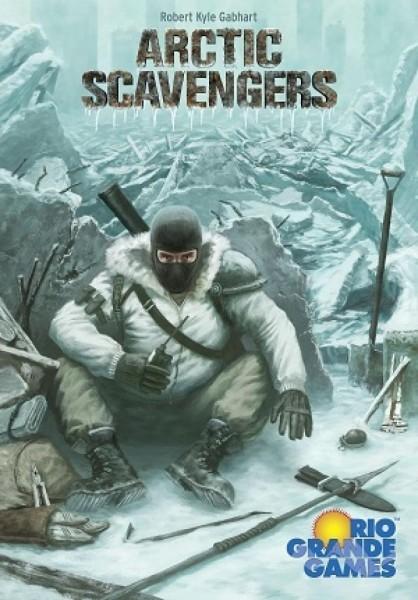 """Arctic Scavengers (inkl. der Erweiterungen """"Hauptquatier"""" und """"Aufklärung"""")"""