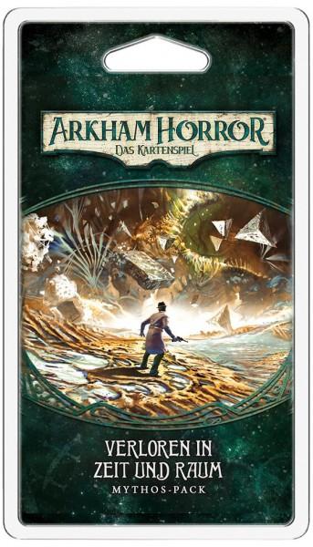 Arkham Horror: LCG - Verloren in Zeit und Raum • Mythos-Pack (Dunwich-6) DE