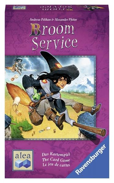 Broom Service - Das Kartenspiel
