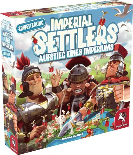 Imperial Settlers: Aufstieg eines Imperiums - Erweiterung