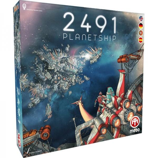 2491: Planetship (DE, EN, POR, ESP)